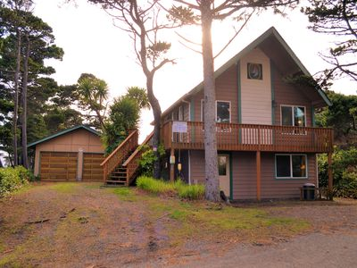 Photo for SAND and SURF~Quaint beach house just steps to the beach!! NOW WITH WIFI!!