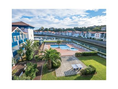 Photo for St Jean de Luz Ciboure Socoa / Tourist Residence / T2 32m2 / Swimming Pool