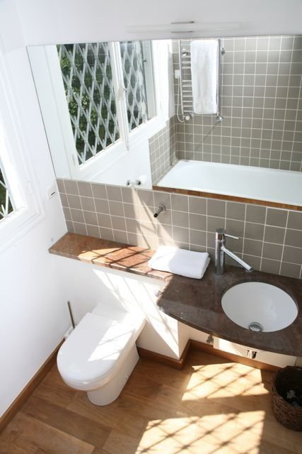 antibes villa rental bathroom 1 - Maison Moderne Antibes