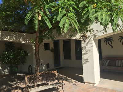 Close to sports, shopping and hiking, private oasis w/spectacular pool and yard!