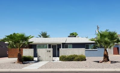 Photo for 3 Minute Walk to Old Town Scottsdale 4 bed/ 3 bath (2 Master en suite) Pool BBQ