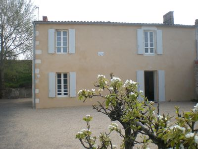 Photo for Apartment t2 of charm in Belle Demeure local bicycles PARKING WIFI