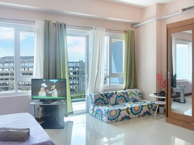 Photo for Elegant Seaside Studio Apt in Mactan