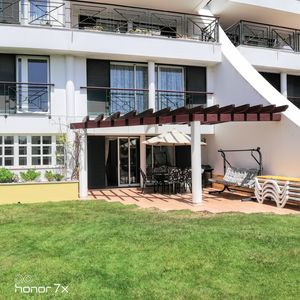 Photo for Luxury 2 Bed Duplex Apartment with Private Gardens & Pool Complex In Vila Sol