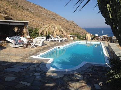 Photo for Villa Anna is a fully equipped maisonette on K... - Four Bedroom Villa, Sleeps 10