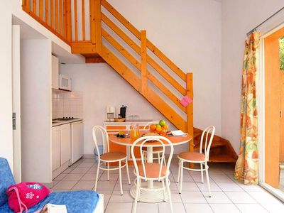 Photo for Residence Odalys Beau Soleil ** - Maisonette 6 People
