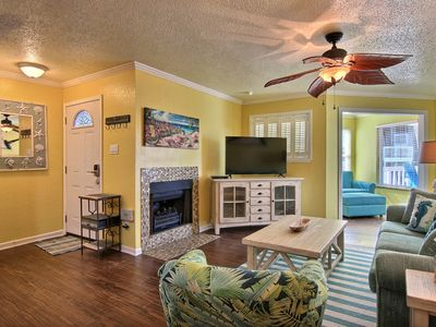 Photo for Seaside Delight:  Pool, Close to Beach, Private Beach Walkover