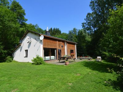 Photo for Cosy Holiday Home in Noirefontaine with Garden