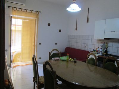Photo for Apartment in Capo d'Orlando just a few steps from the sea !!!