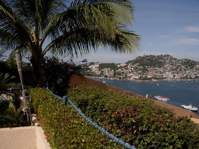 Photo for Your Own Paradise Overlooking Acapulco Bay