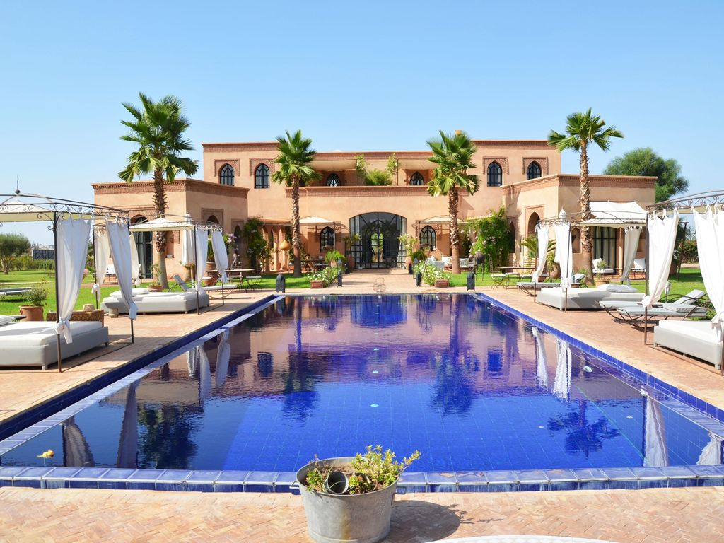 Perfect Marrakech Villa Rental