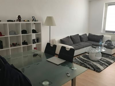 Photo for Apartment 556 m from the center of Hanover with Internet, Parking, Balcony, Washing machine (554745)
