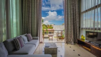 Photo for Stunning Views From A Contemporary Penthouse In Playa Del Carmen