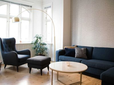 Photo for Beautiful and central apartment in Copenhagen