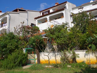 Photo for Holiday Apartment in suburb of Pula ( Veruda Porat ), close to the sea