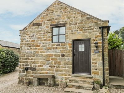 Photo for DAIRY COTTAGE, romantic, with open fire in Staintondale, Ref 4601