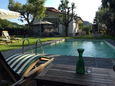 Photo for VILLA GENTILINA with pool, garden, parking, wi-fi