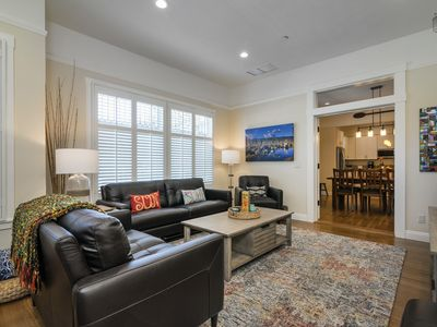 Photo for SUMMER AVAILABILITY - BOOK NOW! Newly updated, centrally-located Santa Barbara home with fenced yard and spacious patio: Downtown Villa