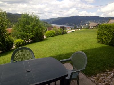 Photo for Apartment near the slopes with lake view terrace. Label 3 *, 3 keys holidays