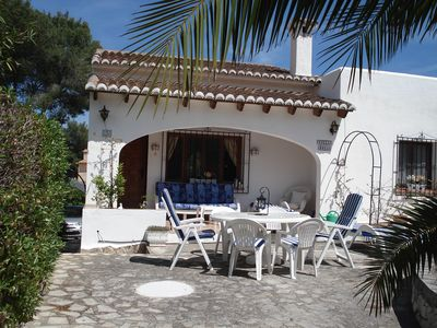 Photo for Quiet, peaceful location and yet just a 10-15 minute stroll to beach & town.
