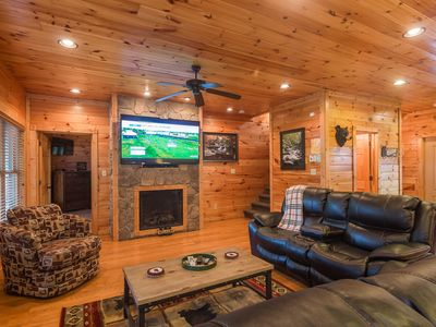 Realizing Dreams Too! A Fabulous 7 Bedroom Cabin NEW OWNERSHIP/OWNER MANAGED