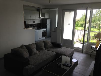 Photo for Rent furnished apartment 4 pers 50m ² dike Malo-les-bains