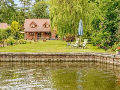 Photo for 4 bedroom accommodation in Irstead, near Wroxham
