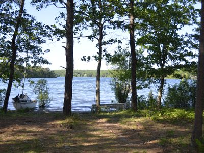 Photo for New Lisiting! Lakefront 13 Great Hill