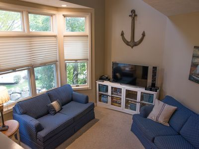 Photo for Two Story Condo with Water Views