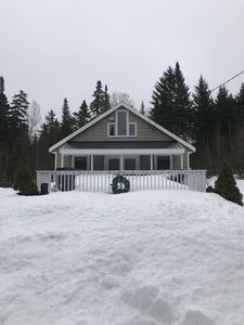 Photo for Muddy Moose Cabin - DIRECT SNOWMOBILE & ATV TRAIL ACCESS - close to town