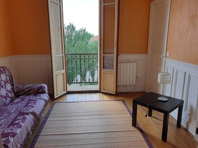 Photo for 2 bedrooms appartment with scenic view