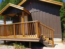 1BR Cabin Vacation Rental in Trinity Center, California