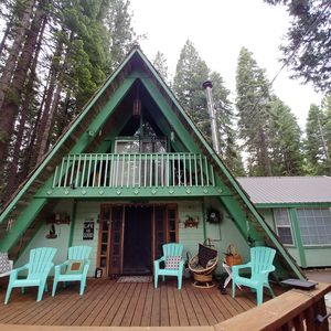 Photo for Aframe Charm on the Lake Almanor Peninsula
