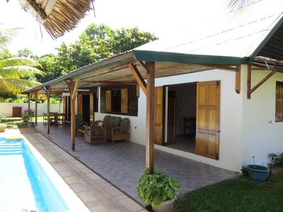 "Photo for ""Villa Daniel"" in Sainte Marie is a luxury villa with pool."