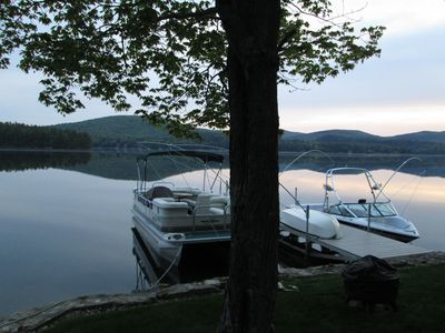 Photo for Merrymeeting Lake Living Retreat - Perfect Location For Couples or Family