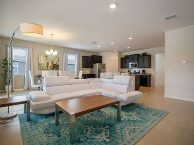 Photo for Stunning 5bd Solterra Resort Townhome w/Priv Facing Pool