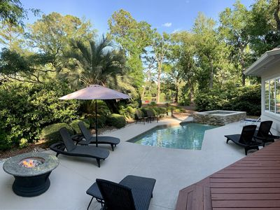 Photo for Amazing Palmetto Dunes Vacation Home.  Ask about 2020 single family (4/5) rate.