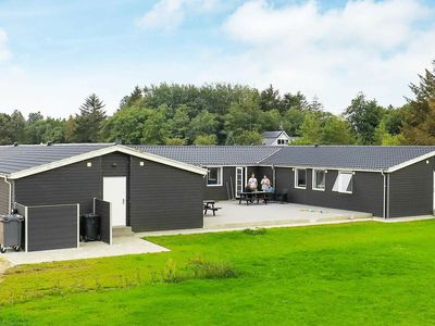 Photo for Luxurious Holiday Home in Jutland with Pool