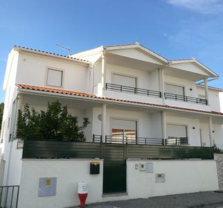 Photo for Cozy villa located above Nazaré, with garden