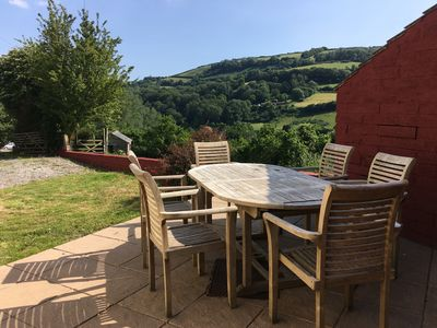 Photo for Stunning Devon views from this (new listing for 2020) ground floor cottage