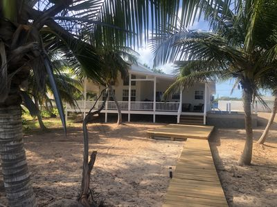 Photo for Our Ocean Pearl Beach House on Exuma, Ready For You!