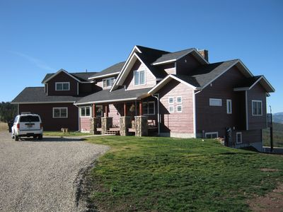 Photo for Forest Edge Inn ~ Premier Vacation Rental At Georgetown Lake In Southwest MT