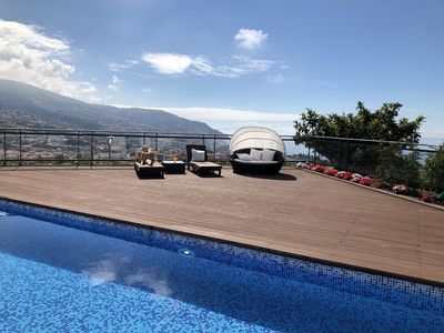 Photo for Luxury family villa two minutes from the center