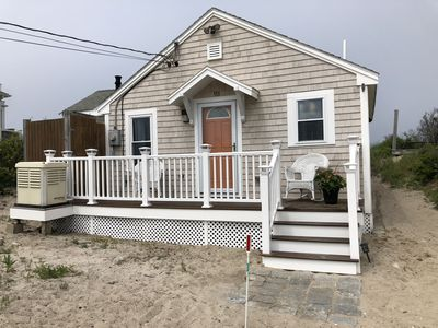Photo for Oceanfront Beach CottageNow accepting bookings for summer 2019!