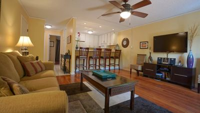 Photo for MAY/ JUNE SPECIALS  Kihei Resort - ground floor. Short stroll to the beach