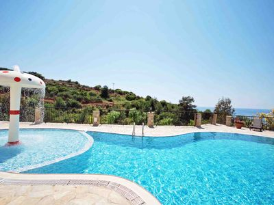 Photo for 5 Bedroom Luxury Villa With Private Pool, Tennis Court and Free Wi-Fi