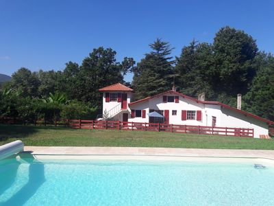 Photo for Single-storey Basque villa with view of the Rhune