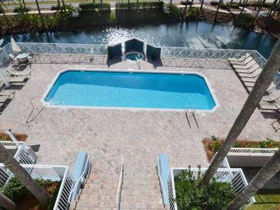 Photo for Unit 306 Gulf Place/Walk to beach, pool and tennis. Adorable Condo.Sleeps 4-6