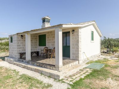 Photo for House Fanita (38662-K1) - Splitska - island Brac