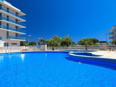 Photo for BEAUTIFUL APARTMENT ON THE BEACH OF CAMBRILS